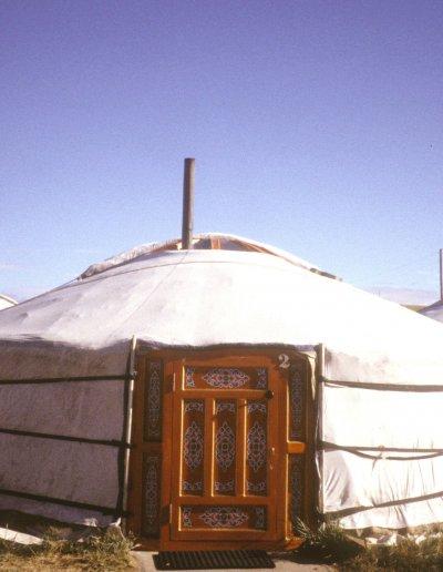 hustai national park_ger camp