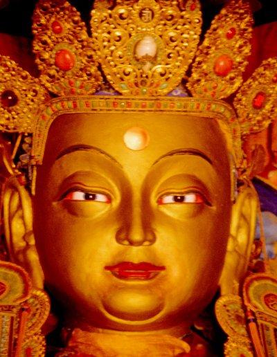 karakorum_erdene zuu khiid_dalai lama sum_buddha image_1