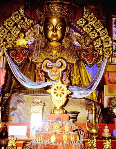karakorum_erdene zuu khiid_dalai lama sum_shrine
