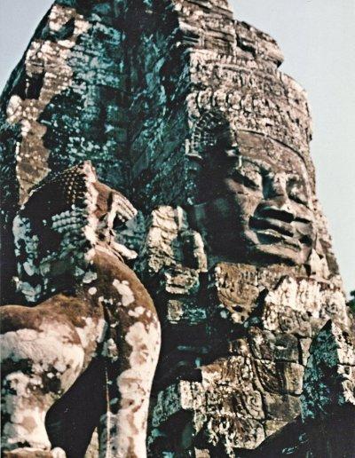 siem reap_bayon_buddha image_2