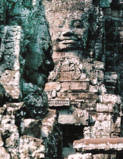 siem reap_bayon_buddha images
