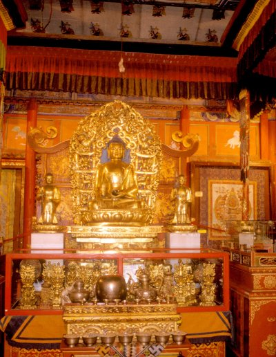 ulan bataar_choijin lama monastery_main temple_shrine