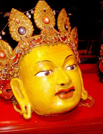 ulan bataar_choijin lama monastery_tsam mask