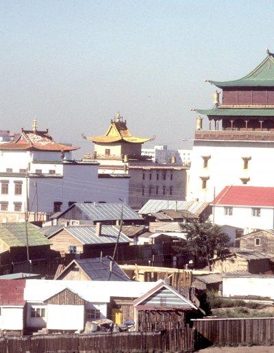 ulan bataar_ganden monastery_overview