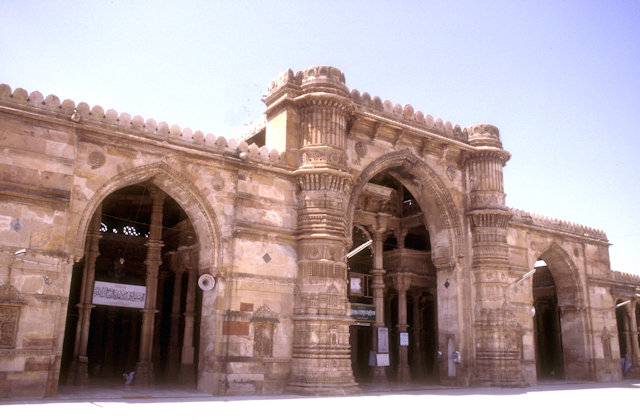 ahmedabad_jami masjid