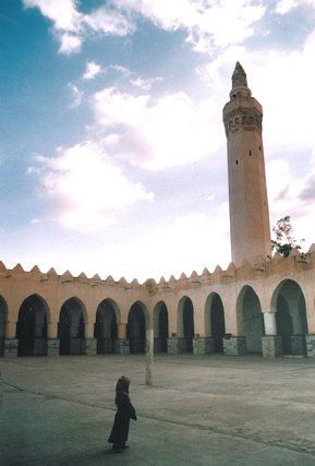 al-mokka_ash-shadhli mosque