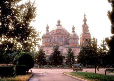 alma ata_zenkov cathedral