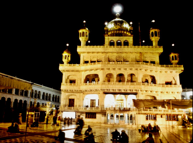 amritsar_golden temple_akal takht