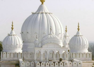 anandpur sahib_sikh shrine_domes