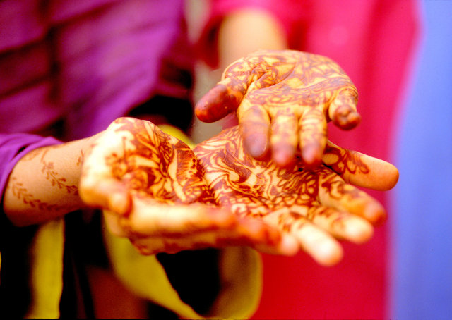 andrah pradesh_henna decorations