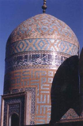 ardabil_sheikh safi-od-din mausoleum