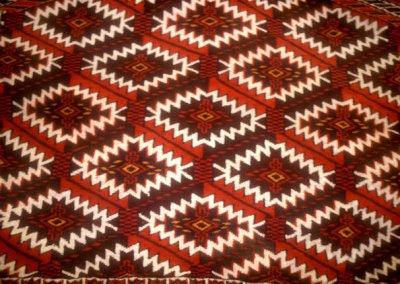 ashgabat_national museum_carpet