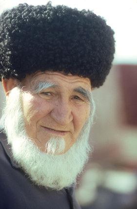 ashgabat_turkmen elder