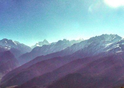 auli_nanda devi and surrounding peaks