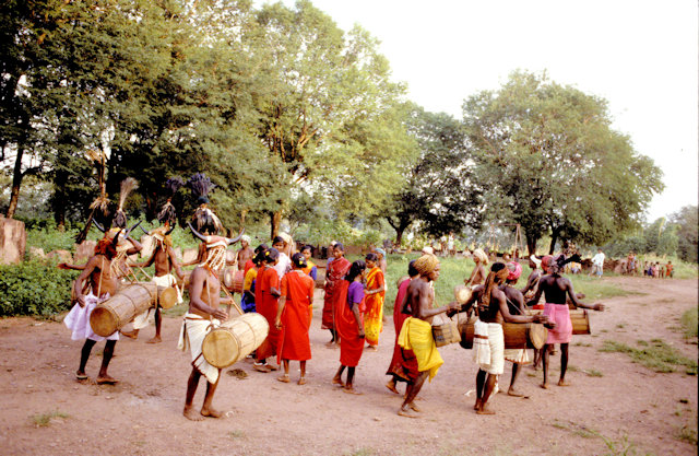 bastar_bisonhorn murias_tribal dance