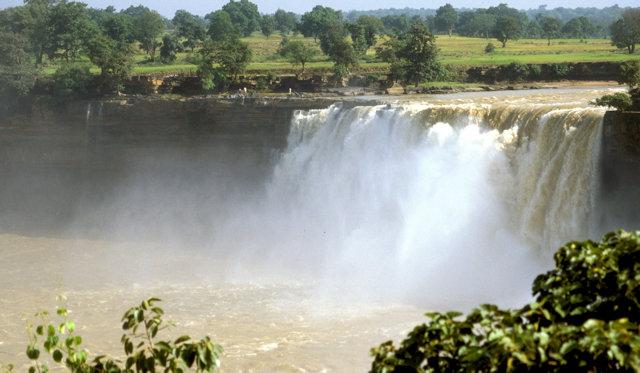 bastar_chitrakot falls