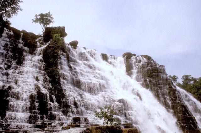 bastar_kanger biosphere_tiratgarh falls