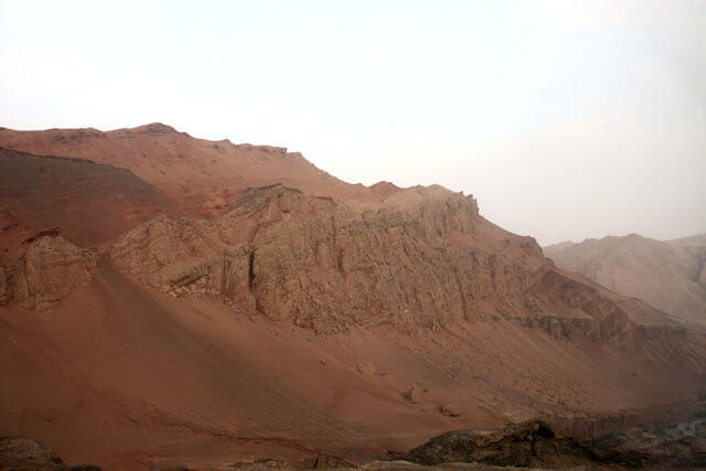 bezeklik_flaming mountains