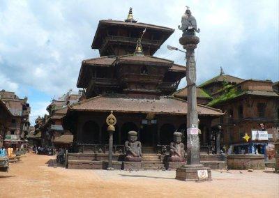 bhaktapur_dattatreya temple