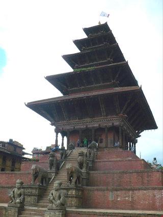 bhaktapur_nyatapola temple