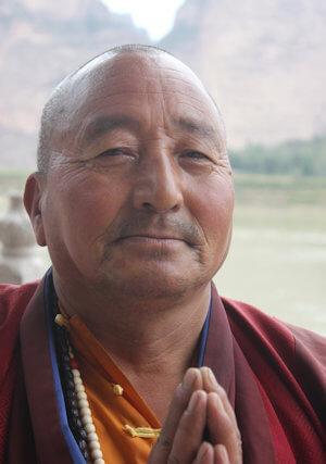 binglingsi_buddhist monk