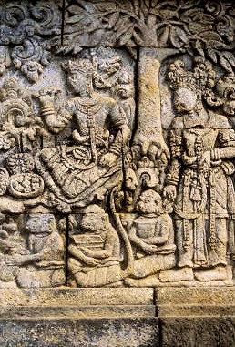 blitar_candi penataran_main temple_relief