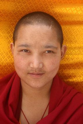 bodhgaya_young monk