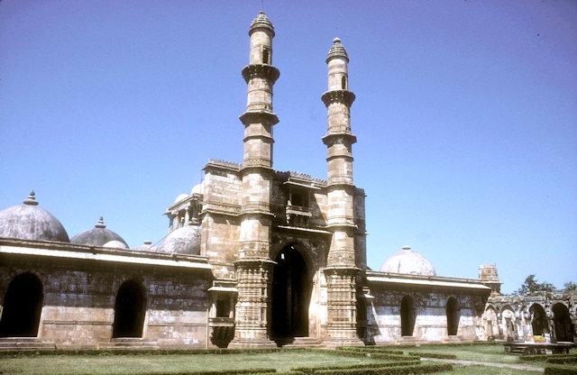 champaner_jami masjid
