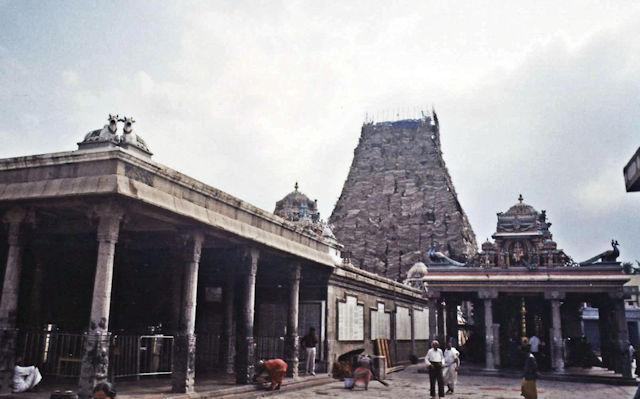 chennai_kapaleeswarar temple_precincts