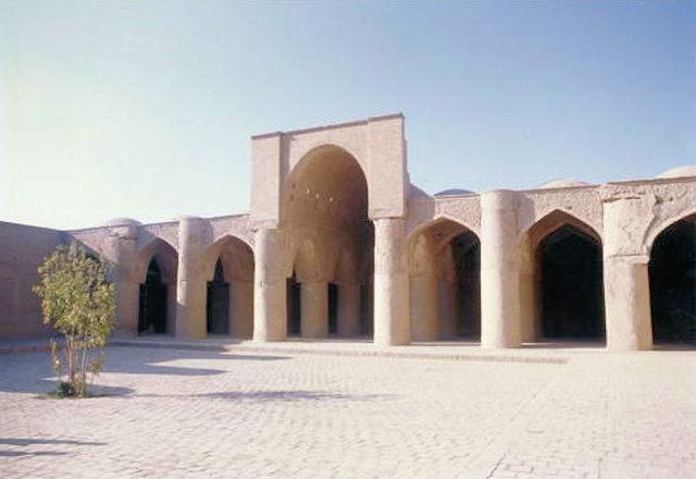 damghan_tarikhune mosque