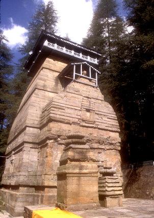 dandeshwar_temple