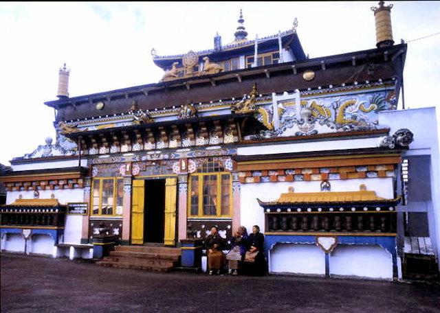 darjeeling_ghoom monastery