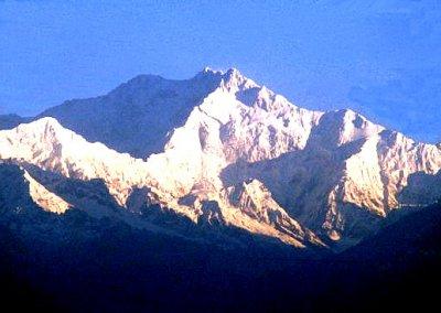 darjeeling_kanchenjungha from tiger hill