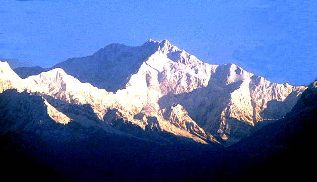 darjeeling_kanchenjungha from tiger hill
