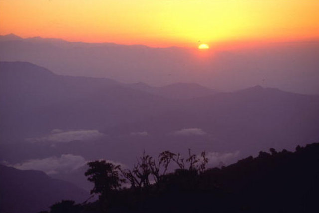 darjeeling_sunrise at tiger hill