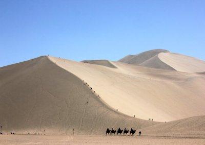 dunhuang_mingsha sand dunes_1