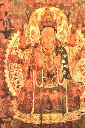 dunhuang_mogao grottoes_1