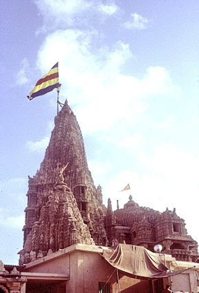 dwarka_dwarkadhish temple