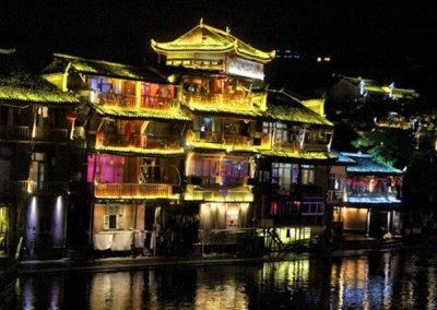 fenghuang_night illumination