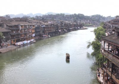 fenghuang_tuo river scene_2