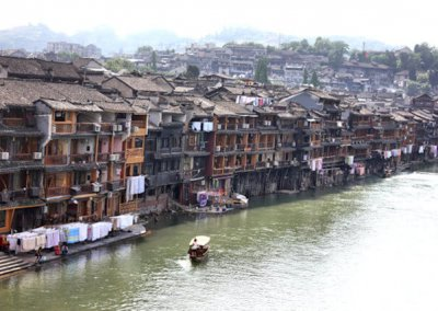 fenghuang_tuo river scene_4