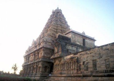 gangaikondacholapuram_brihadishvara temple