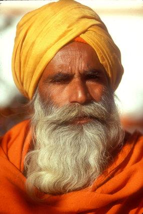 gangotri_hindu pilgrim