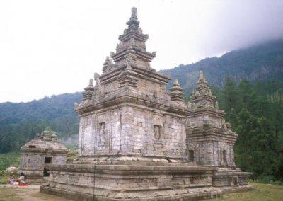 gedung songo_hindu temples