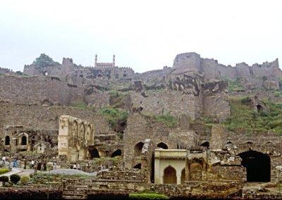 golconda_fortress_bala hissar complex_1