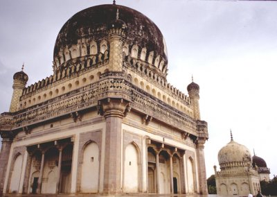 golconda_tomb of md. quli qutb shah