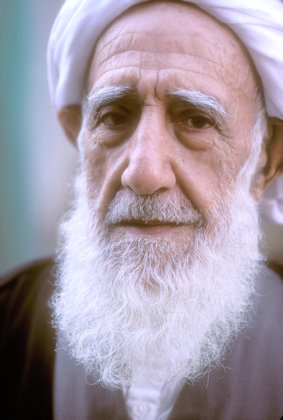 gorgan_muslim elder