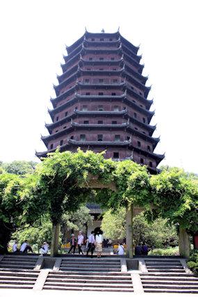 hangzhou_six harmonies pagoda