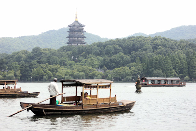 hangzhou_west lake and leifeng pagoda_1