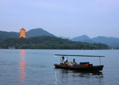 hangzhou_west lake and leifeng pagoda_2
